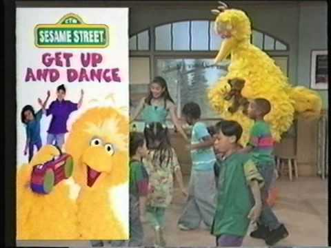 File:Get Up and Dance from Sesame Street Videos & Audio Promo.jpg