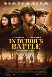 2017 - In Dubious Battle Movie Poster