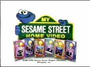My Sesame Street Home Video Promo