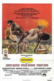 1975 - Mandingo Movie Poster