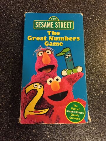 File:The Great Numbers Game Sesame Street VHS.JPG