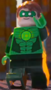Lego Movie Green Lantern