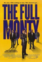 1997 - The Full Monty Movie Poster