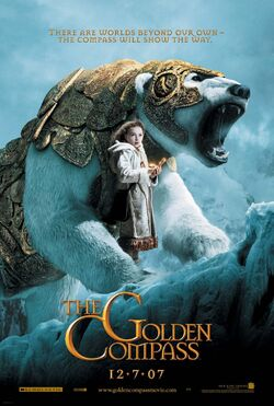 2007 - The Golden Compass Movie Poster