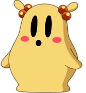 Honey-Kirby