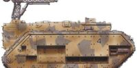 Trojan Ammunition Carrier