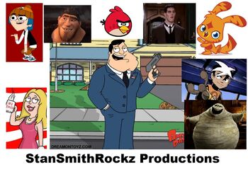StanSmithRockz Productions