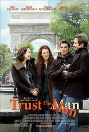 2006 - Trust the Man Movie Poster