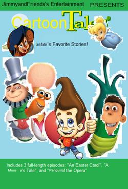 Classic jimmy neutron favorite stories