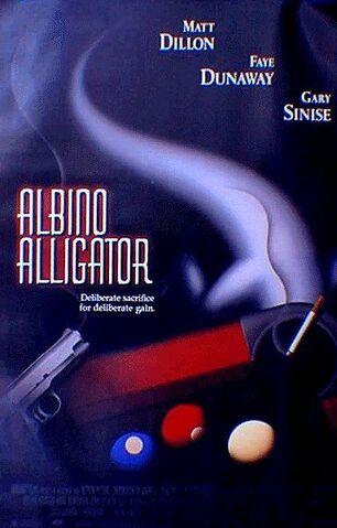 File:1997 - Albino Alligator Movie Poster.jpg
