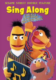 Sesame Street Double Feature - Sing Along and Elmo's Sing-Along Guessing Games VHS