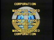 Magnetic Video Corporation Logo