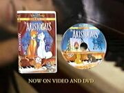 The Aristocats from Walt Disney Gold Classic Collection Promo