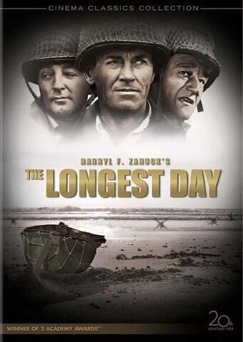 File:The Longest Day (2006 DVD Cover) (Fox Cinema Classics Collection).jpg