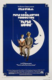 1973 - Paper Moon Movie Poster