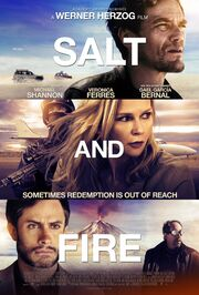2016 - Salt and Fire Movie Poster