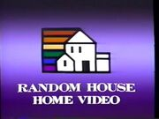 Random House Home Video Logo (1984)