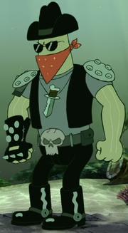 Dennis, Spongebob