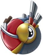 WheelieBike-Kirby