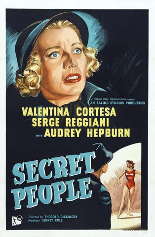 File:1952 - Secret People Movie Poster.jpg