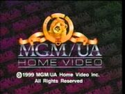 MGM-UA Copyright Scroll (1999)