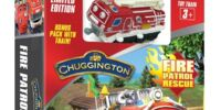 Opening To Chuggington: Fire Patrol Rescue 2015 DVD (20th Century Fox and Paramount and Sony Pictures and Universal print)