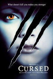 2005 - Cursed Movie Poster
