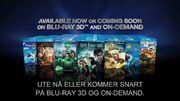 Warner Bros. 3D Blu-Ray Promo