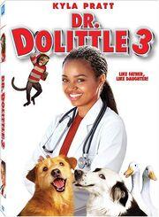 2006 - Dr. Dolittle 3 DVD Cover