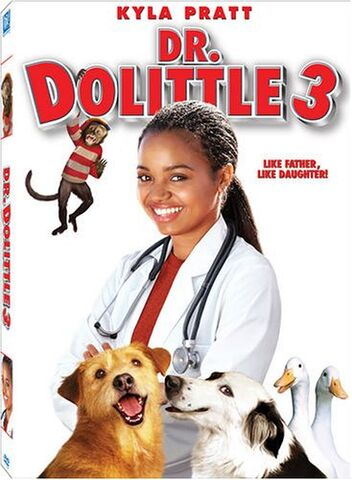 File:2006 - Dr. Dolittle 3 DVD Cover.jpg