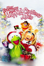 Its a Very Merry Muppet Christmas Movie Theatrical Poster