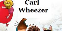 Carl Wheezer (aka Winnie the Pooh)