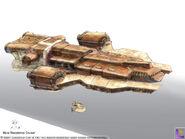 Mere assault cruiser