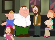 Jesus & Griffin Family