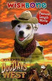 Wishbones dog day of the west vhs