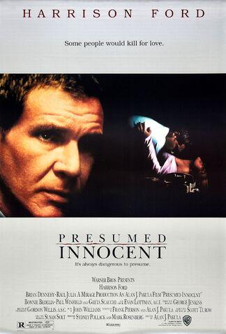 File:1990 - Presumed Innocent Movie Poster.jpg