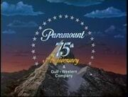Paramount Pictures 75th 100th Anivv