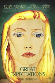 1998 - Great Expectations Movie Poster -2