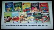 The Busy World of Richard Scarry Videos Promo