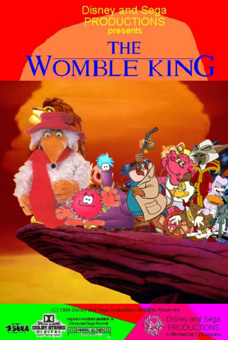 File:The Womble King Poster 1994.png