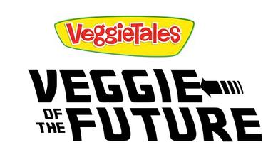 VeggieTales Veggie of the Future Logo