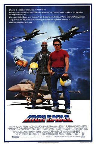File:1986 - Iron Eagle Movie Poster.jpg