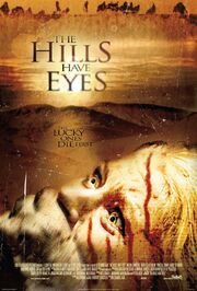 2006 - The Hills Have Eyes Movie Poster -2