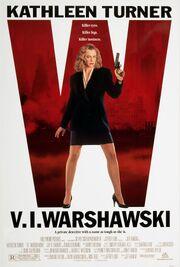 1991 - V.I. Warsharski Movie Poster