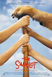 1993 - The Sandlot Movie Poster