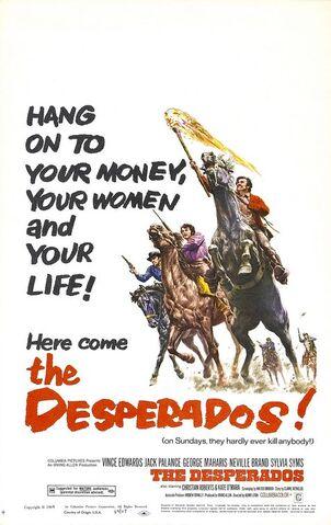 File:1969 - The Desperados Movie Poster.jpg