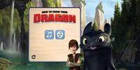 Sneak Peeks from Dragons: Riders of Berk - Part 2 2013 DVD (Disc 1)