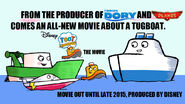 Toot the Tiny Tugboat Movie Poster