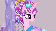 Princess Cadance pleased smile S3E12