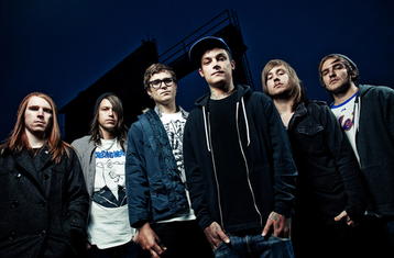 The Amity Affliction amity2010